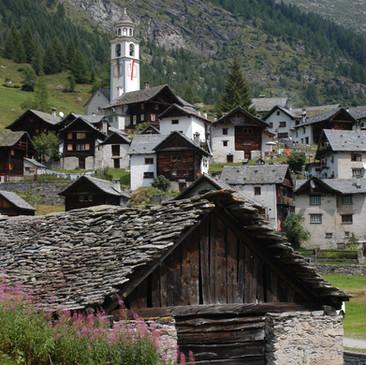 Valle Maggia è Valle Onsernone
