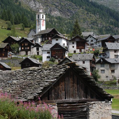 Valle Maggia und Valle Onsernone