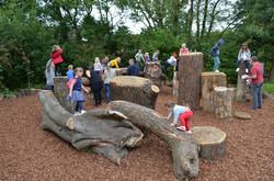 Wildwood Den at Shenley Primary