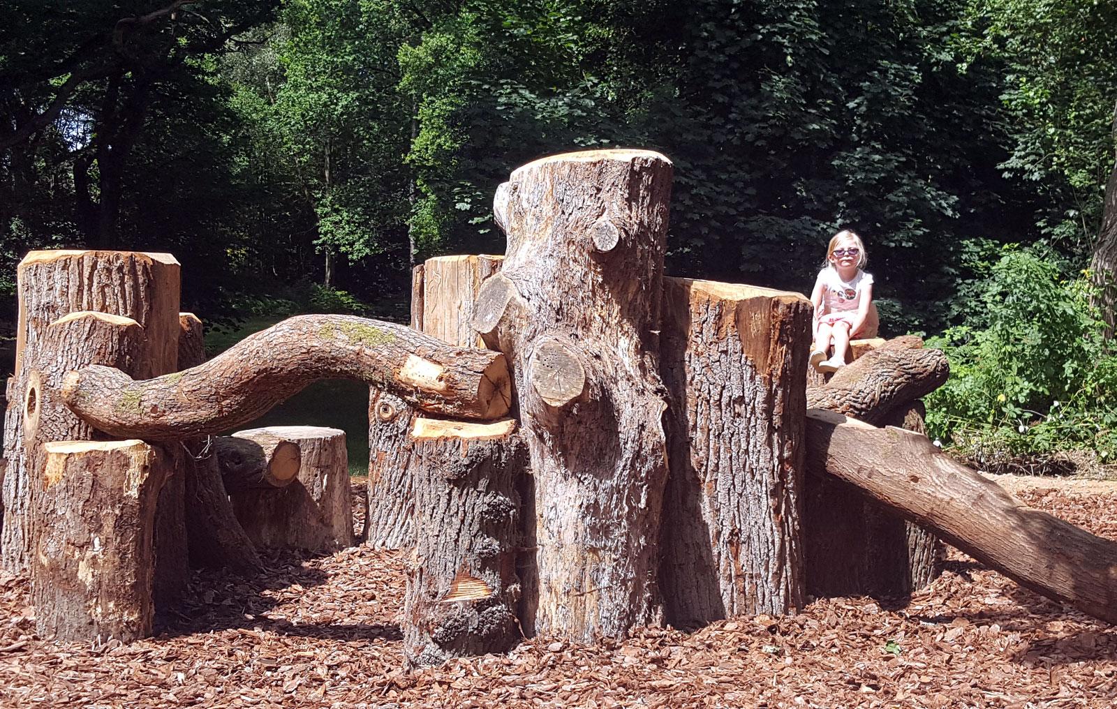 Wildwood Dens on Chorleywood Common