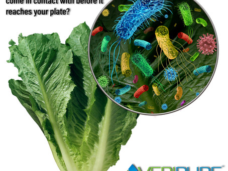 What could be hiding on your food?
