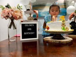 3rd Birthday Celebration: Pandemic Style & Inexpensive