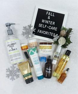Top 15 Fall/Winter Super-mama Self-Care Favorites