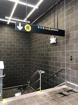 Baby Rides NYC Subway