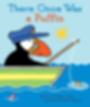 There Once Was a Puffin by Florence Page Jaques illustrated by Shari Halpern