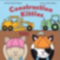 Construction Kitties by Judy Sue Goodwin-Sturges illustrated by Shari Halpern