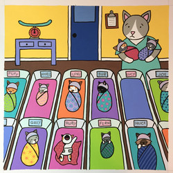 Kitty Nursery