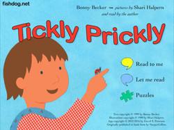 Tickly Prickly app