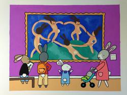 Bunny Art Museum