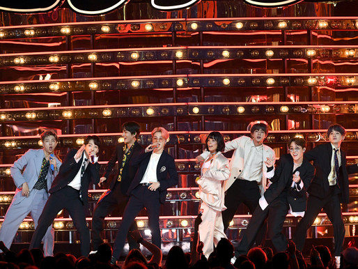 NBC: K-Pop band BTS to become multimillion-dollar shareholders in their music label
