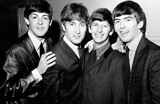 Daily Mail: The Beatles 'raked in a eye-watering £50 MILLION in 2019'