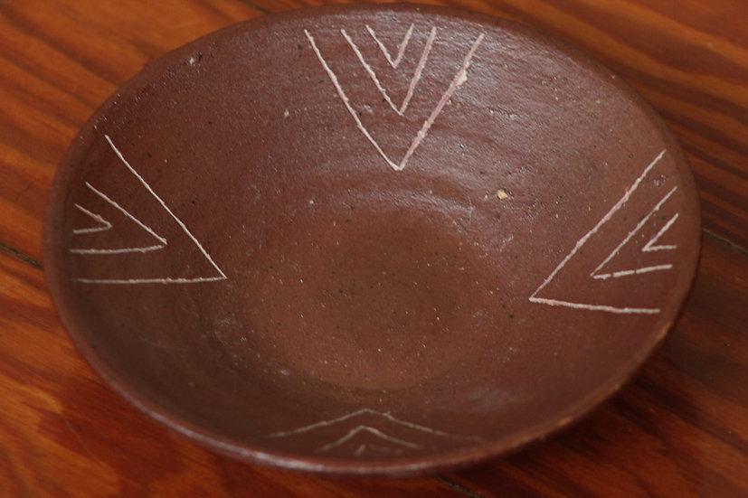 Arrow jewerly dish