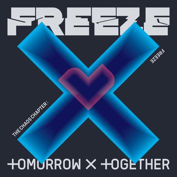 TOMORROW X TOGETHER 'Ice Cream'