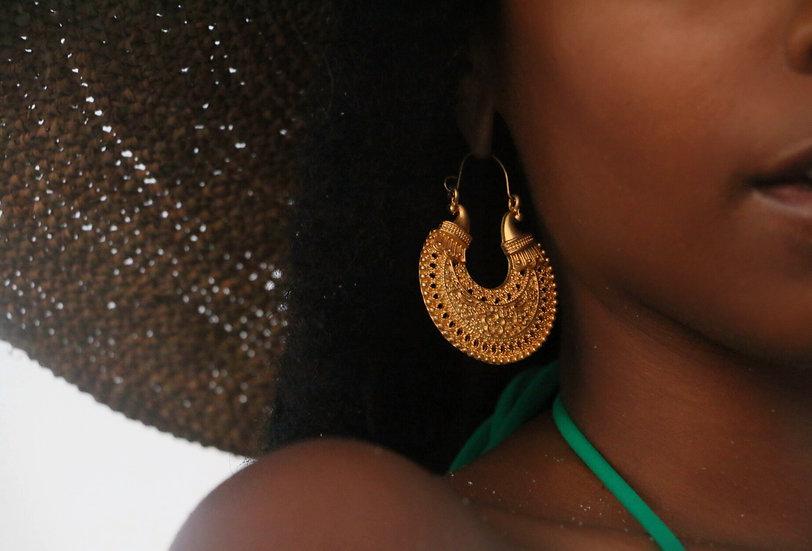 Ganga earring