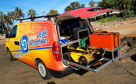 leak detection darwin and northern territory
