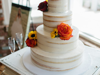 Tips to Keep in Mind When Planning Your Wedding Cake