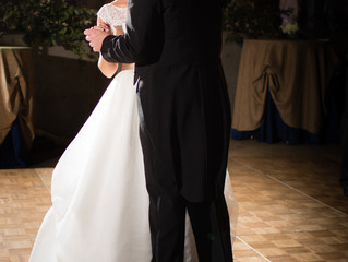 Create A Memorable First Dance