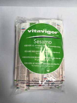 GRISSINI SESAMO 350G VITAVIG