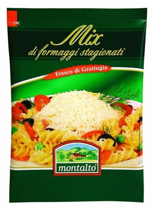 GRATED MIX MONTALTO 500G