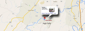 Wired Gallery on Google Maps