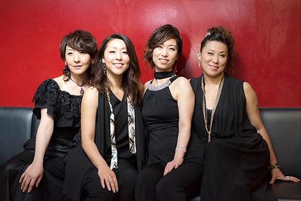 女性4人コーラスグループSUITEVOICE