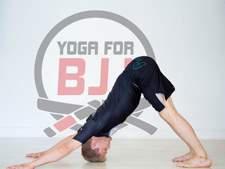 """My Own """"Yoga For BJJ"""" Experience"""