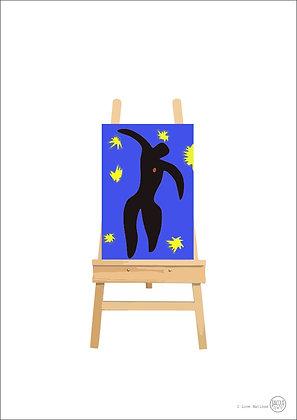 I Love Matisse