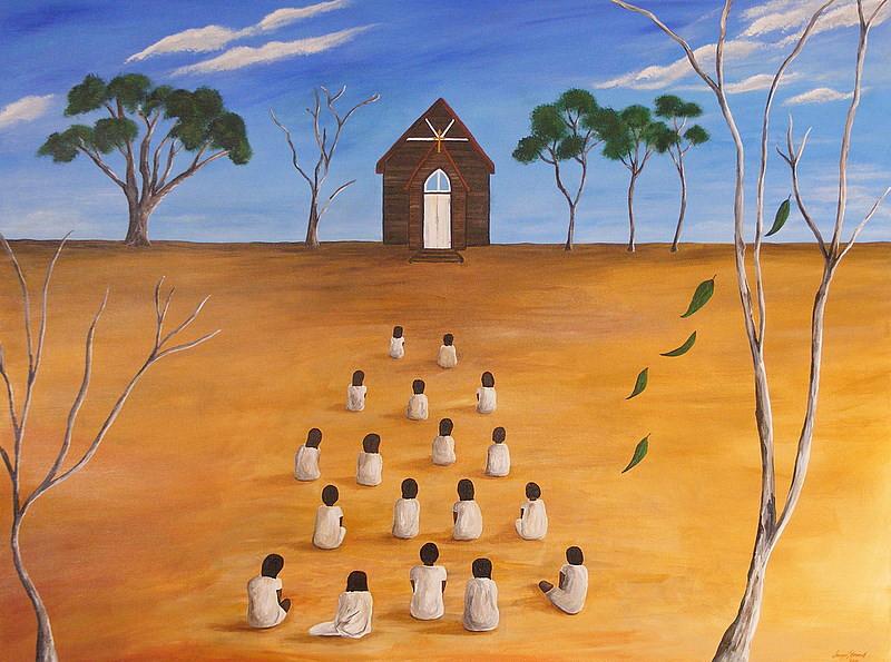 Hope Beyond the Window; a Stolen Generation by Jacqui Stewart.JPG