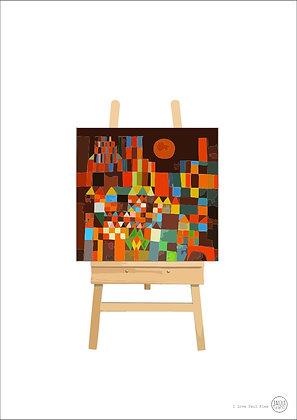I Love Paul Klee