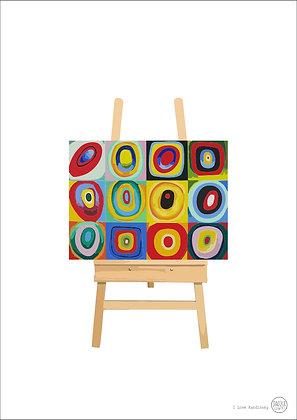 I Love Kandinsky