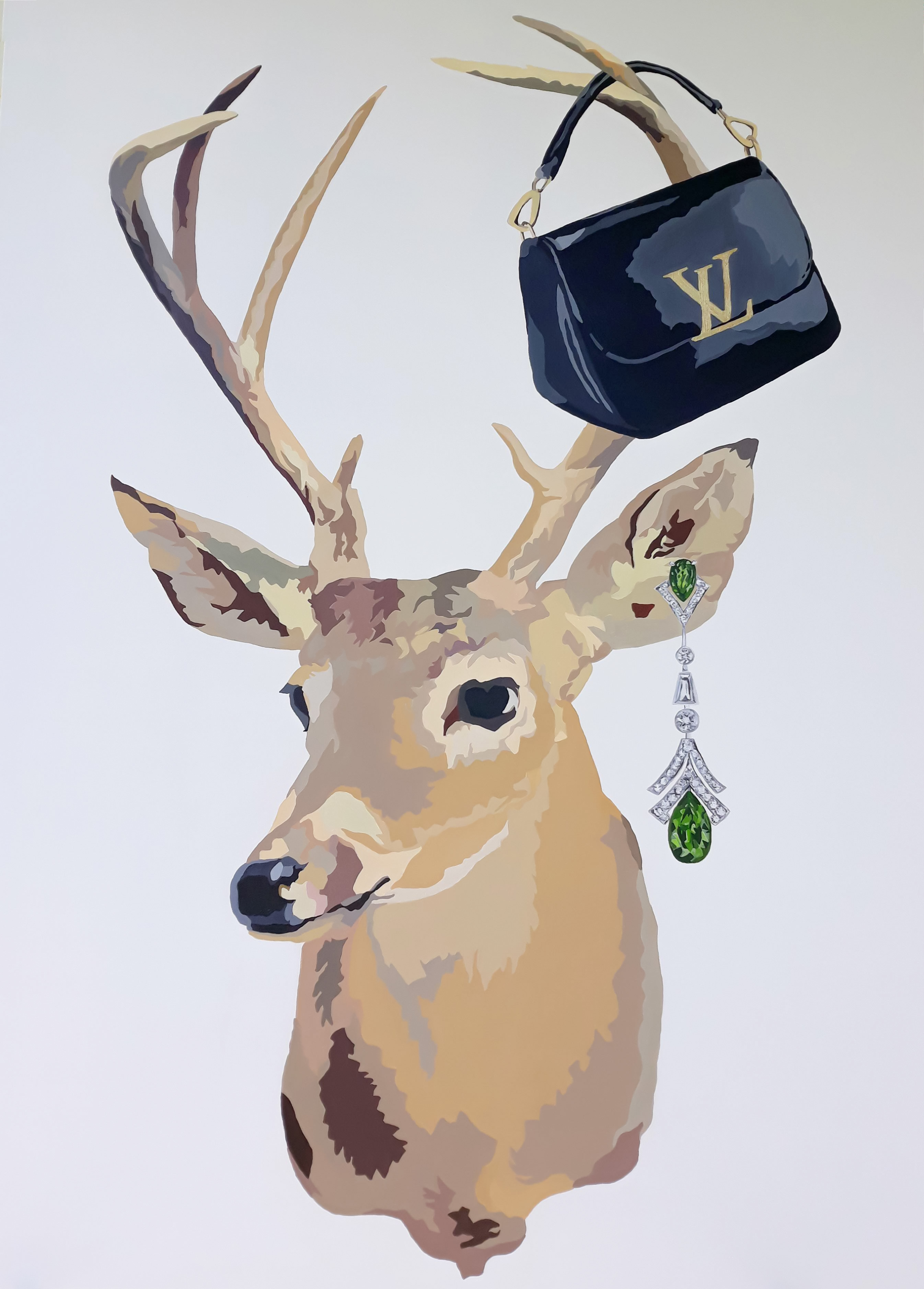 My Deer Louis Vuitton