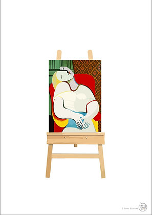 I Love Picasso
