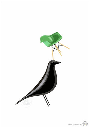 Eames Balancing Act
