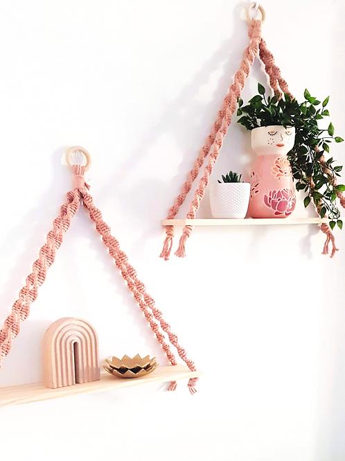"""Lulu"" Hanging Shelf"