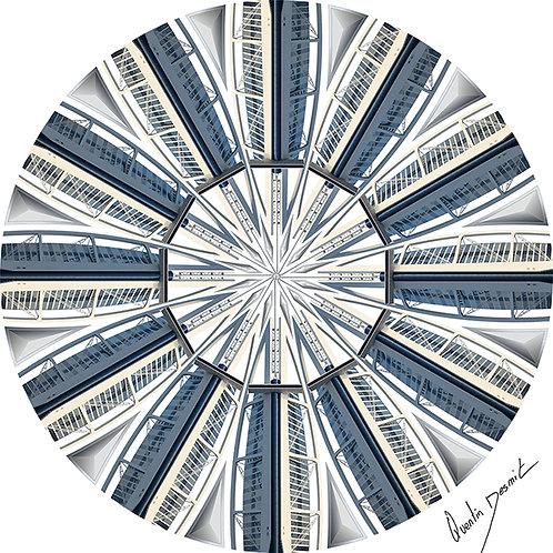 """""""The Wheel Of Tolerance"""" Burj Al Arab"""