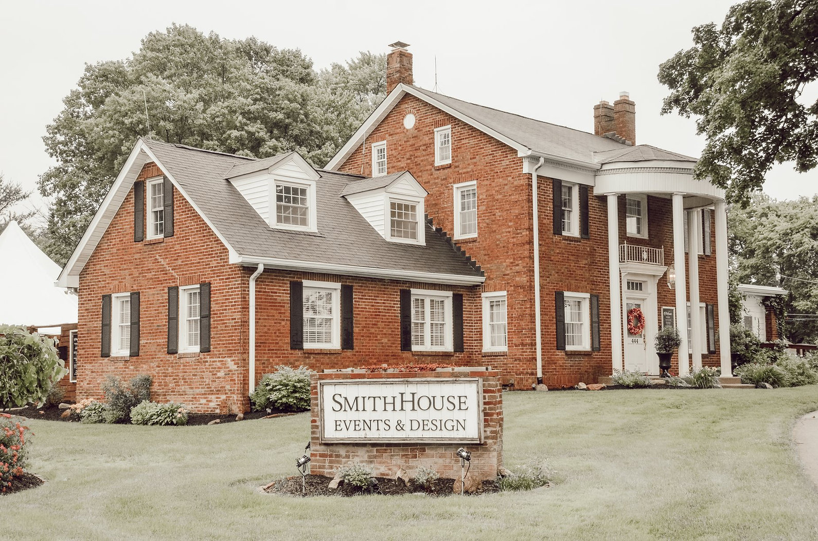 Smith House Event Venue Noblesville, Indiana