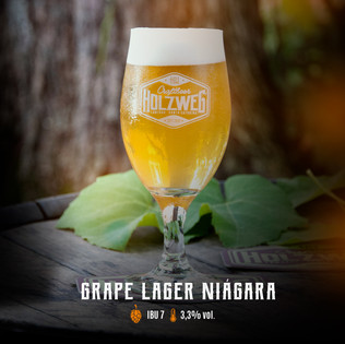 Grape Lager Niágara