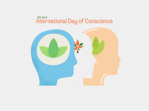International Day of Conscience: commemorating the importance of the human conscience