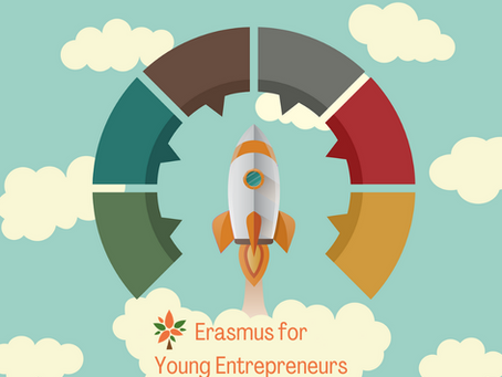 CODECA to participate in the 'Erasmus for Young Entrepreneurs' programme