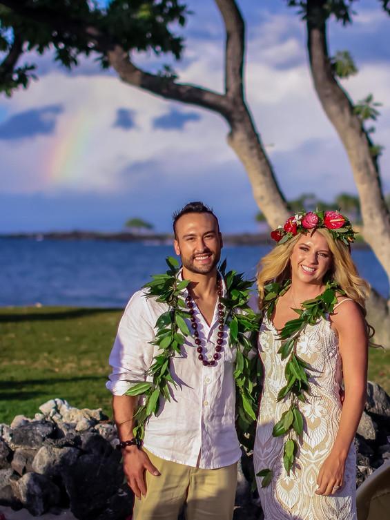 Big Island Hawaii All Inclusive Wedding