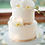 "Thumbnail: Two Tier Round 8"" / 10"" Wedding Cake (25-30)"