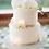 """Thumbnail: Two Tier Round 4"""" / 6"""" Wedding Cake (10-14)"""