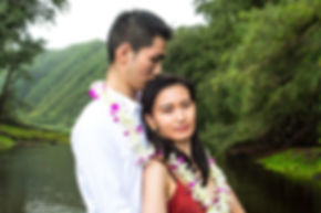 Pololu Valley Elopement Wedding Kona Wed