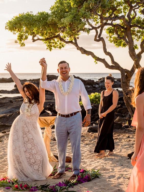 Kona Wedding Officiant® Hawaii Big Islan