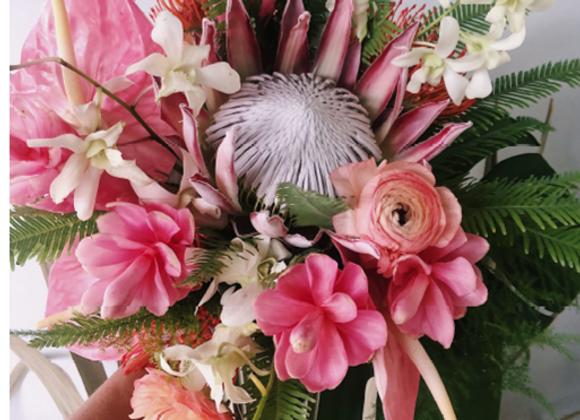 Upgraded Boho Bouquet