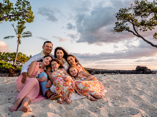 Mandilee + Victor's Small Family Wedding at Kikaua Point