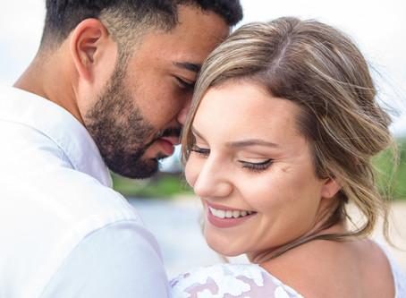 Cheyenne and Marcellis's Fabulous Kukio Beach Vow Renewal