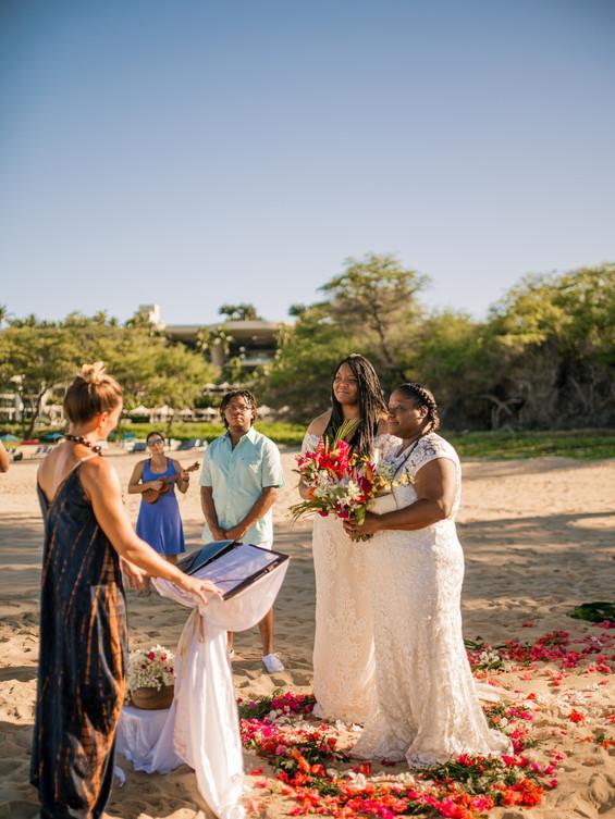 Big Island Hawaii Group Wedding Packages