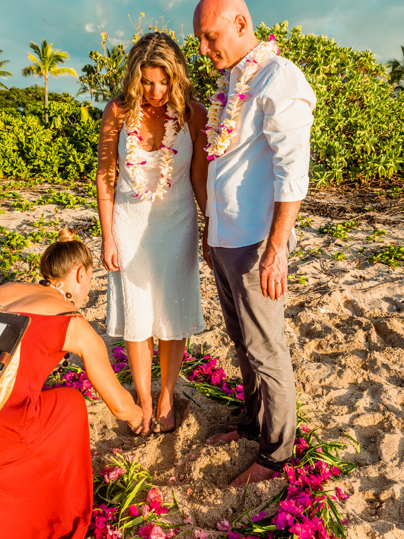 Deanna DiMichele Kona Wedding Officiant