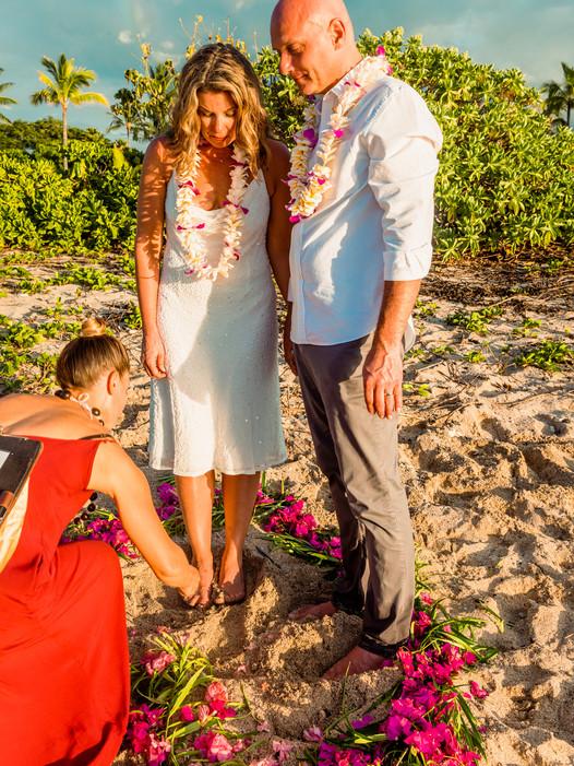 Deanna DiMichele Kona Wedding Officiant